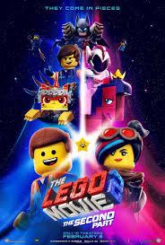 Paddington Class trip to see Lego Movie 2 @ Westway Cinema, Frome