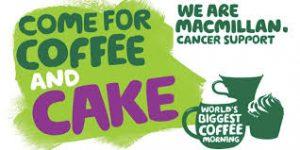 Macmillan Coffee Morrning